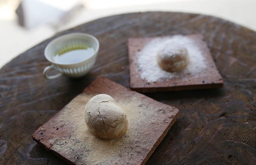 阿波和三盆の焼き菓子